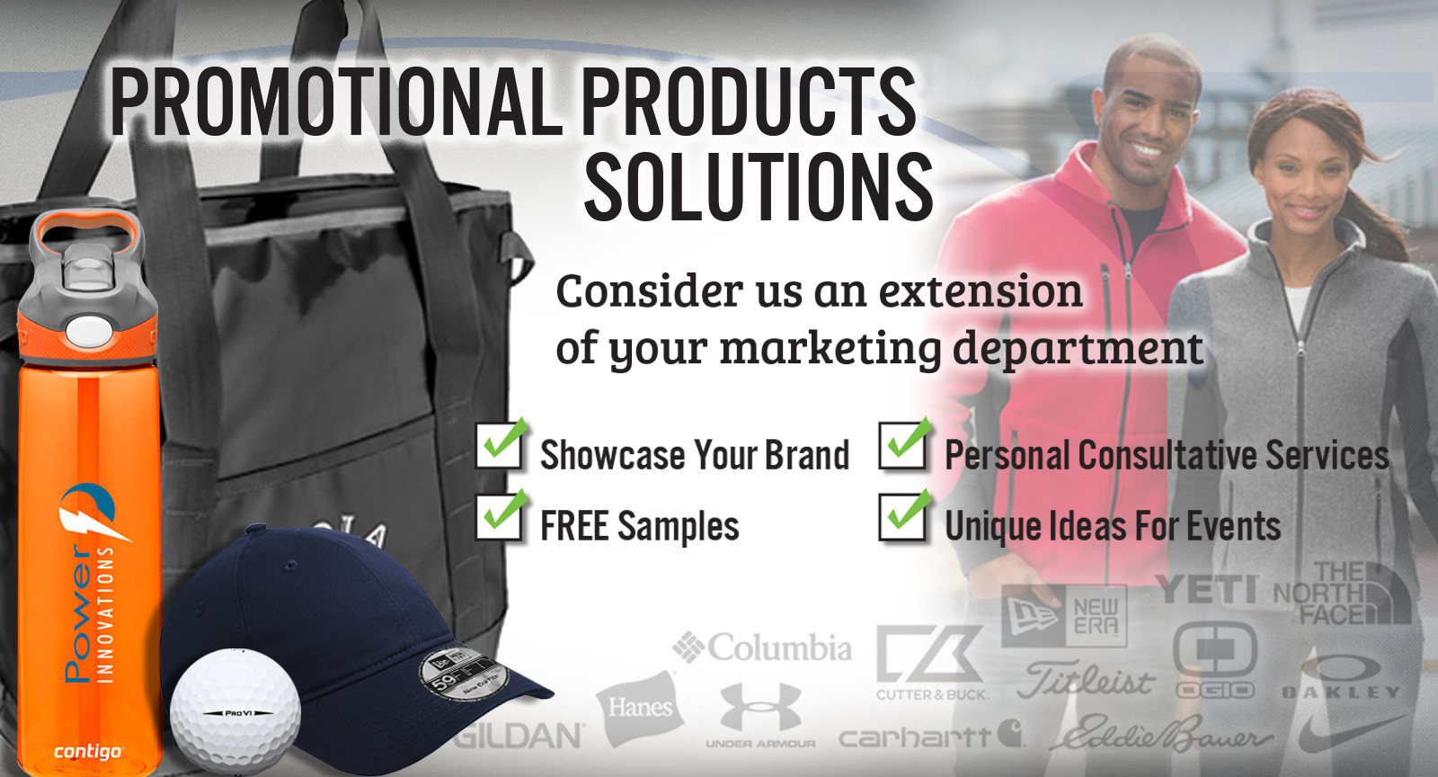 Promotional Products' Solutions
